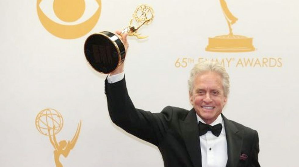 'Liberace' takes home 3 Emmys after gay themes keep film from theaters