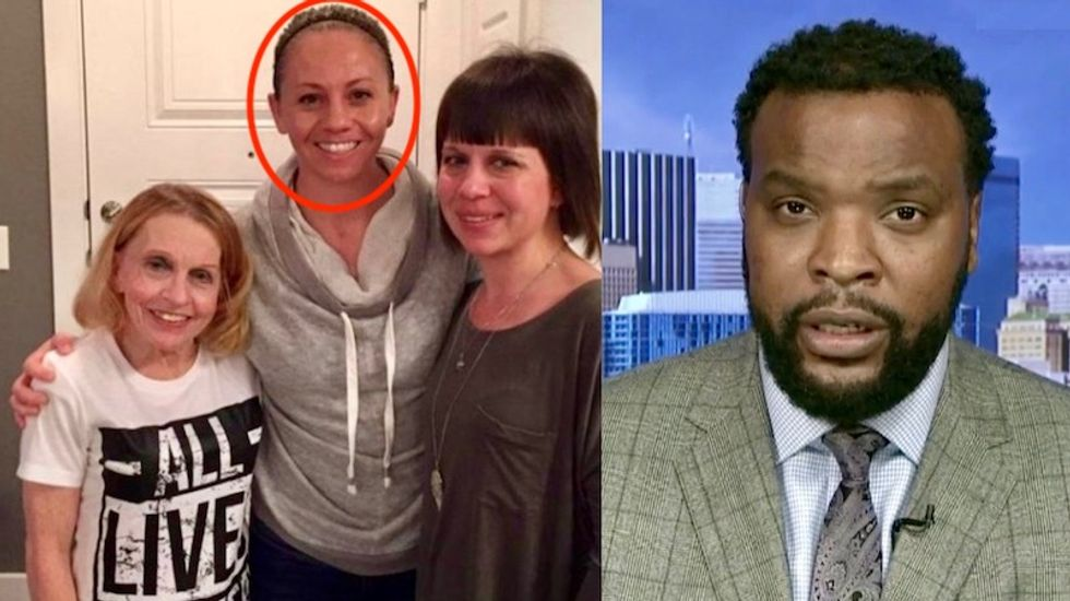 Attorney reveals potential link between a Dallas cop and the innocent man she gunned down in his own apartment