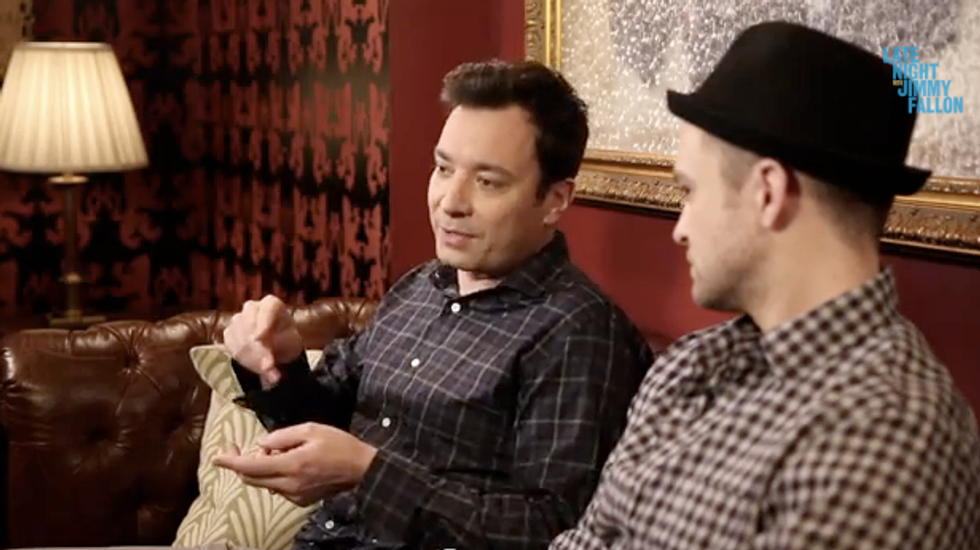Jimmy Fallon illustrates how annoying hashtags are and why you should stop using them so much