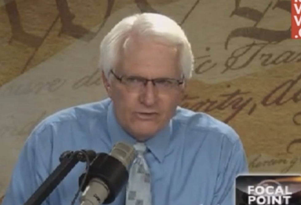 Bryan Fischer: Transgender homecoming queen is mentally ill and indecent