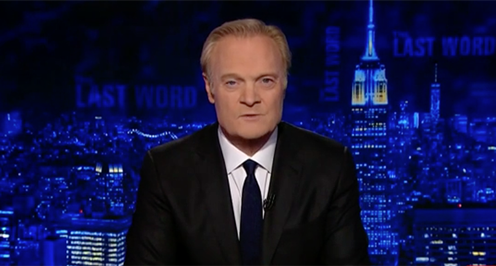 Lawrence O'Donnell berates Trump for 'evil' lie about 'losing hundreds of friends on 9/11': 'The real number was zero'
