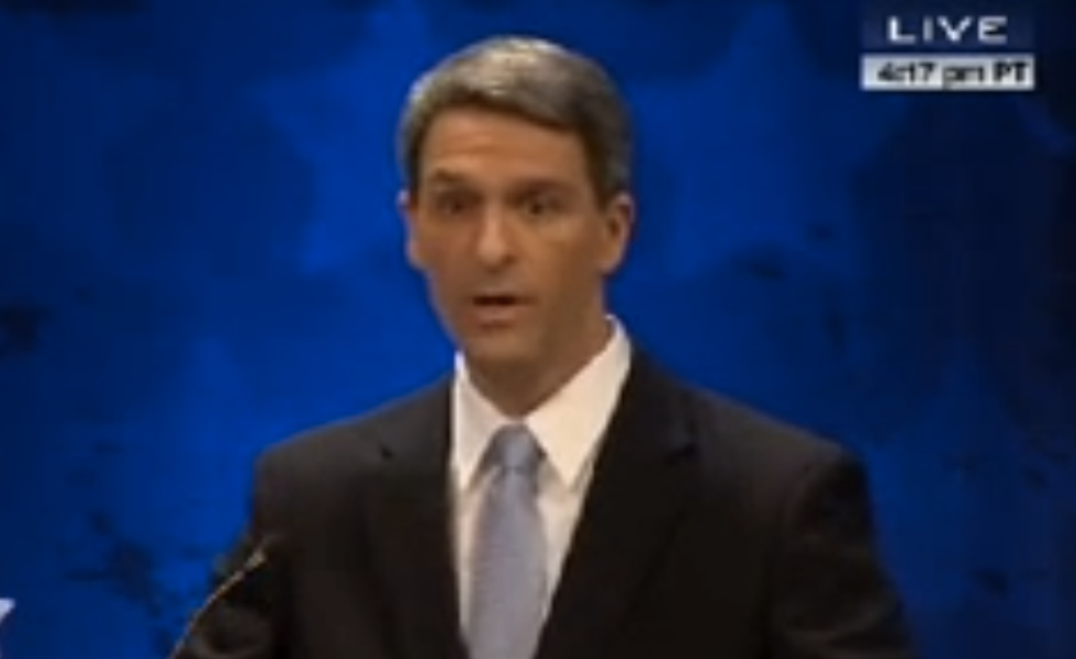 Cuccinelli mansplains: 'No one' has 'done more to protect women' than me