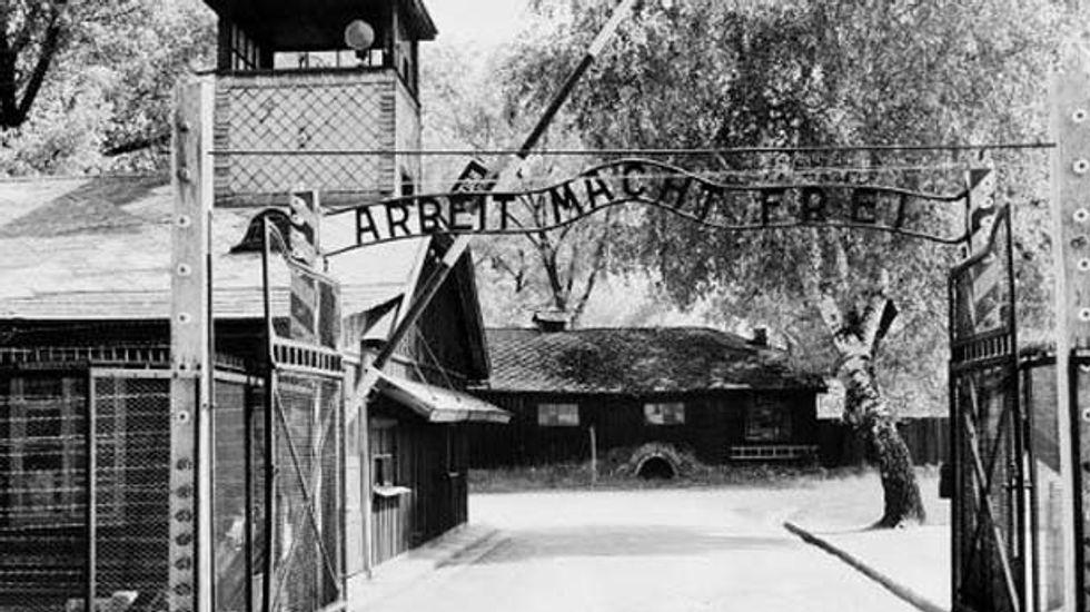 Audio files of Auschwitz survivors go online