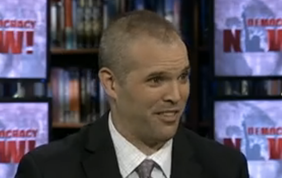 Matt Taibbi: Wall Street hedge funds are stealing public workers' pensions