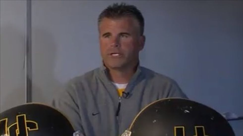 High school football coach suspends entire team for cyber-bullying
