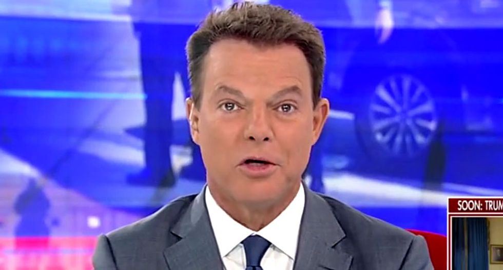 Fox News disputes story Shep Smith was escorted out of the building by security