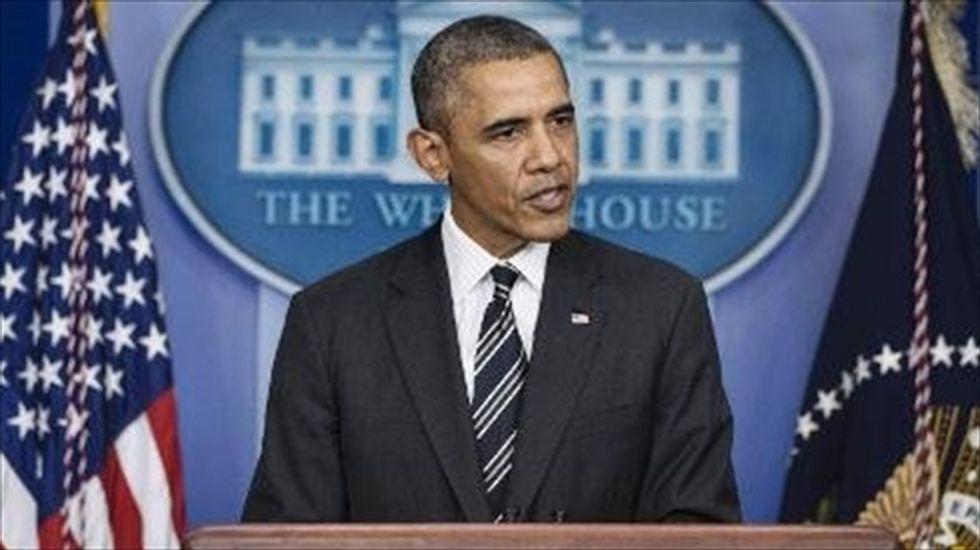 Obama expresses concern for Gaza residents but 'no sympathy for Hamas'