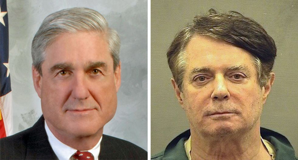 Manafort lawyers launched furious attack against Mueller to get sentence reduced