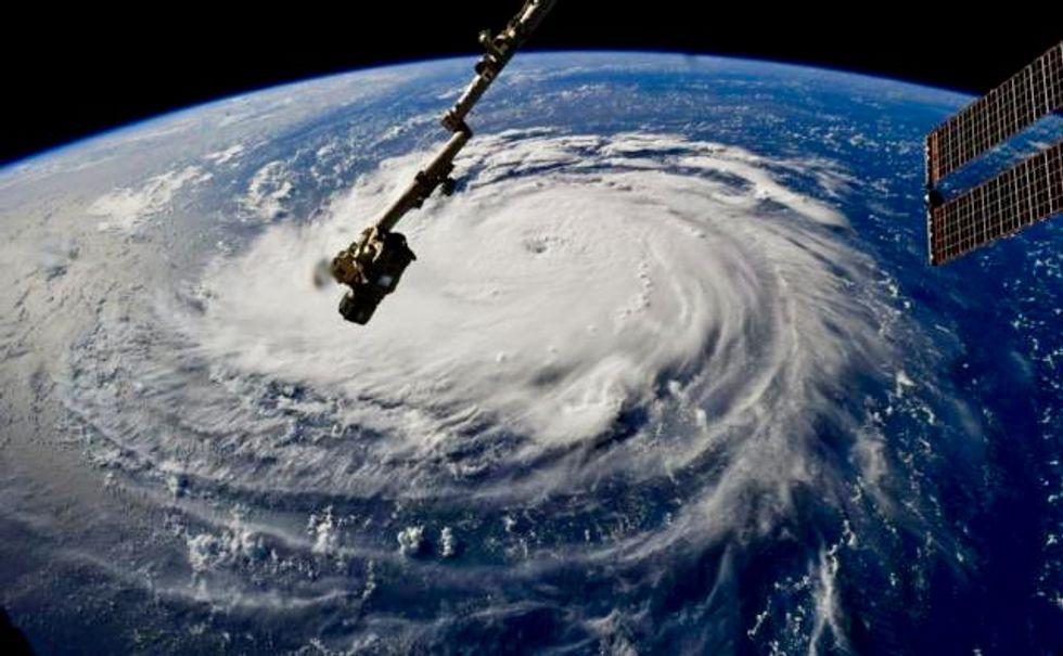 Hurricane Florence shifts south as Georgia and Carolinas hunker down