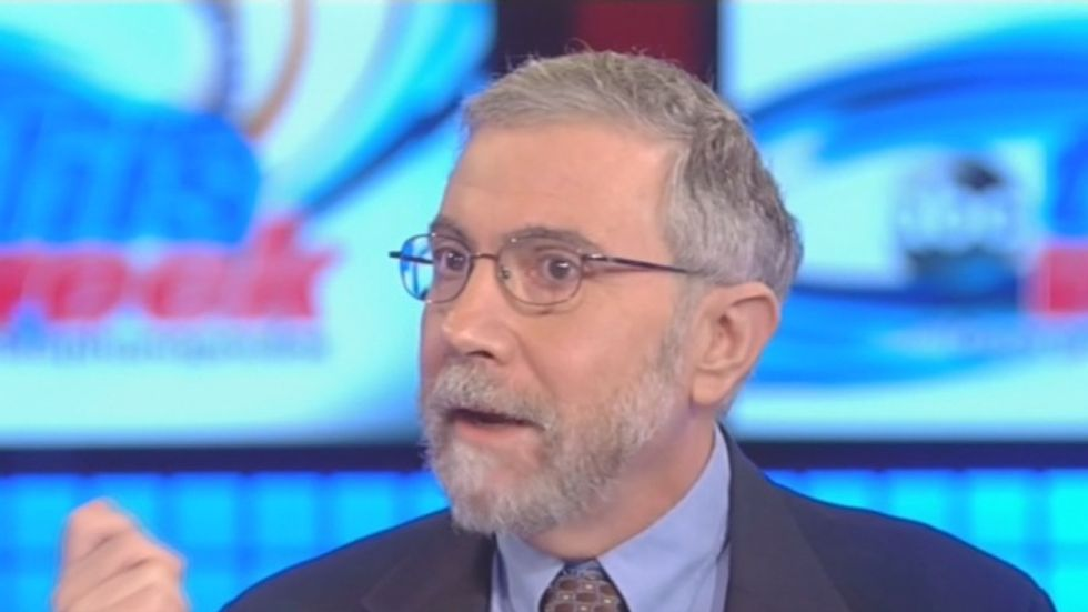 Krugman schools Bill Kristol for basing shutdown threat on 'policy ignorance'