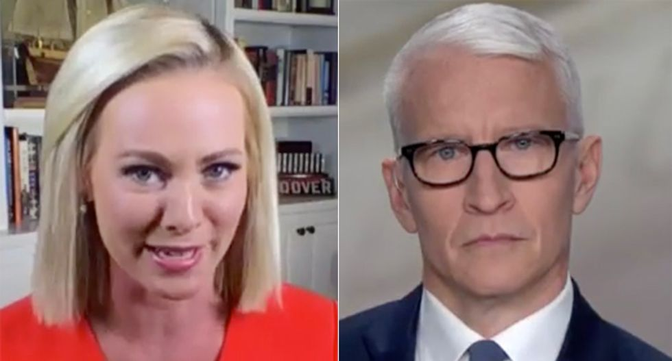 WATCH: Conservative analyst scrambles after calling Ginsburg death a 'gift' to Trump and McConnell