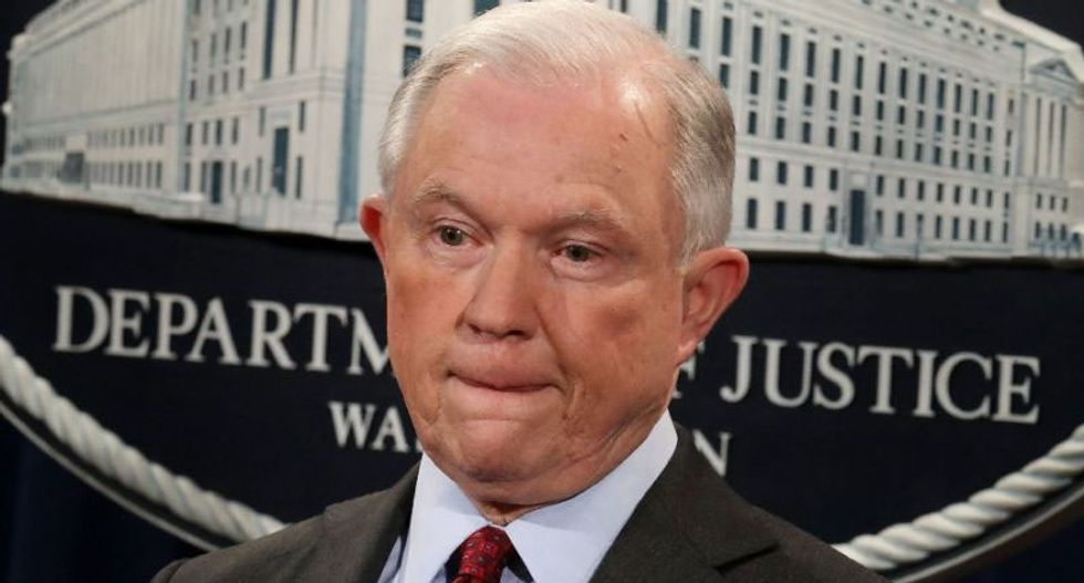 Jeff Sessions will oversee the investigation of Trump lawyer Michael Cohen: report
