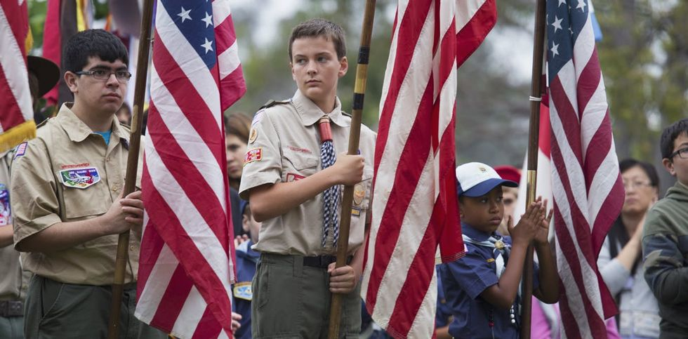 Here's why the Russians could hack the Boy Scouts next