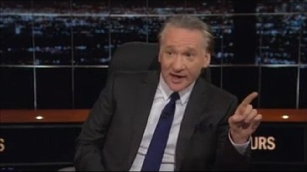 Bill Maher says Ted Cruz is like Miley Cyrus: 'A filibuster is the political version of twerking'