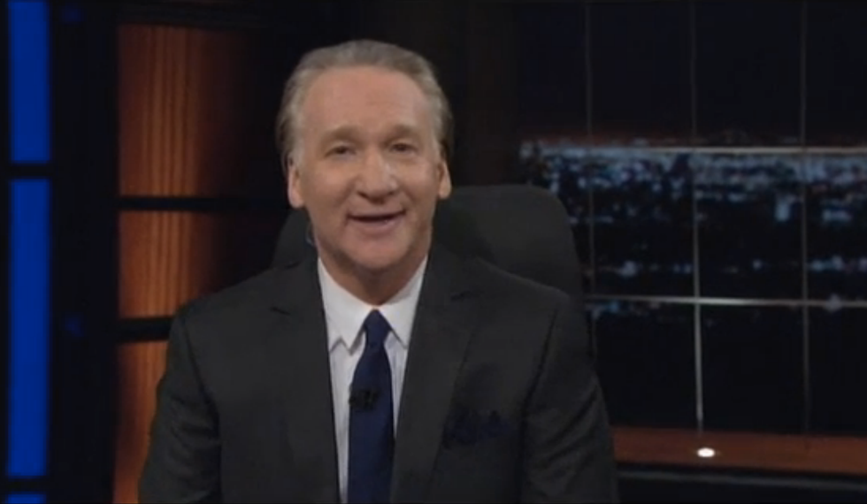 Maher: California's economy is booming because 'we're tea party-free!'