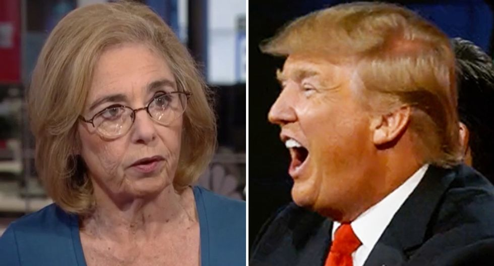 Trump Org executive agrees with Mary Trump that the president is 'traumatized and emotionally stunted'