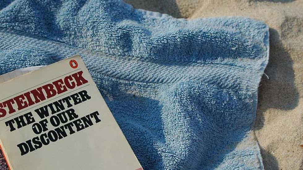 Beach Blanket Boredom