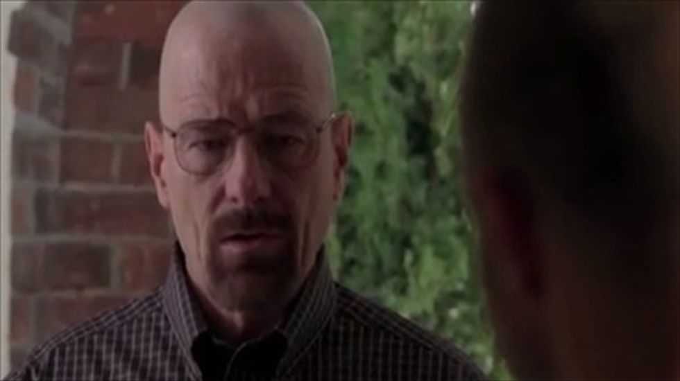 Breaking Bad creator says 'piracy' helped the show's success