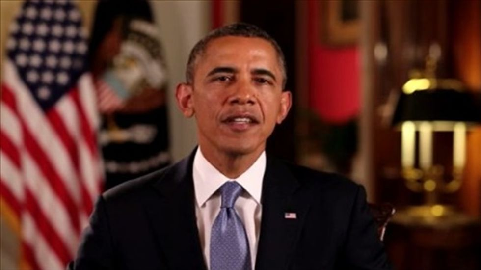 Obama reassures military: You will be paid during shutdown