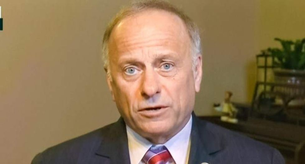 Rep. Steve King: Big Pharma is paying families to keep quiet about the role of medication in mass shootings