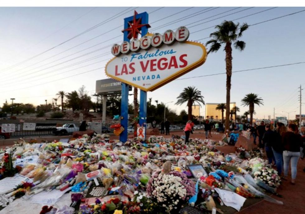 'How We Mourned' memorializes Las Vegas mass shooting