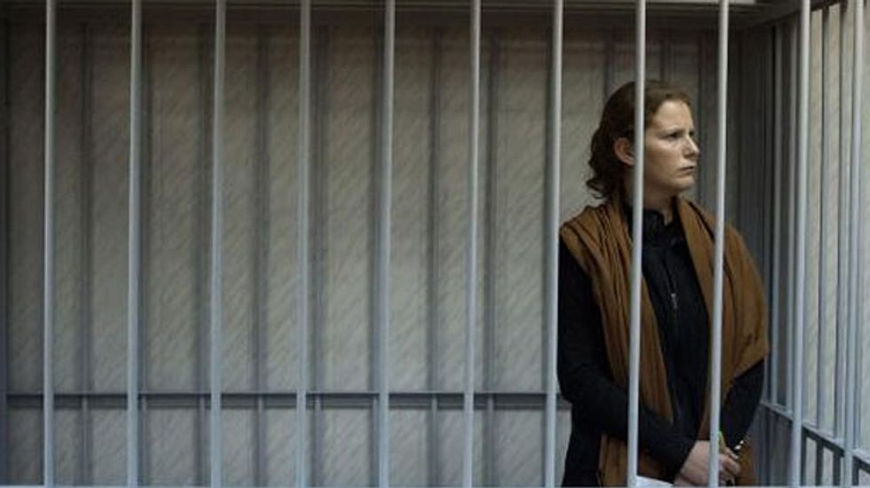 Russia charges five Greenpeace activists with piracy