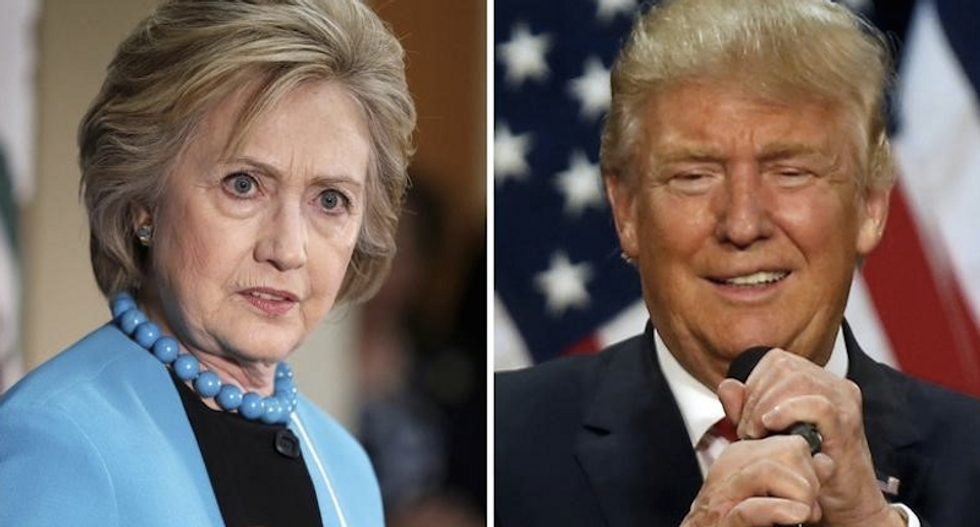 Hillary Clinton's lead slips to 9 points over Trump after Orlando massacre