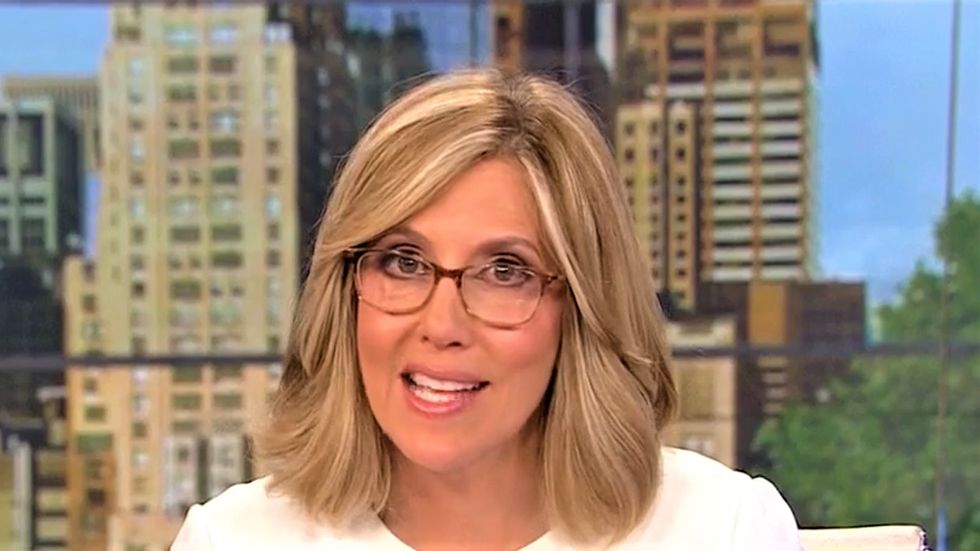 CNN's Camerota laughs off idea that Trump could stand up to Sean Hannity and Ann Coulter: 'Stop your crazy talk!'