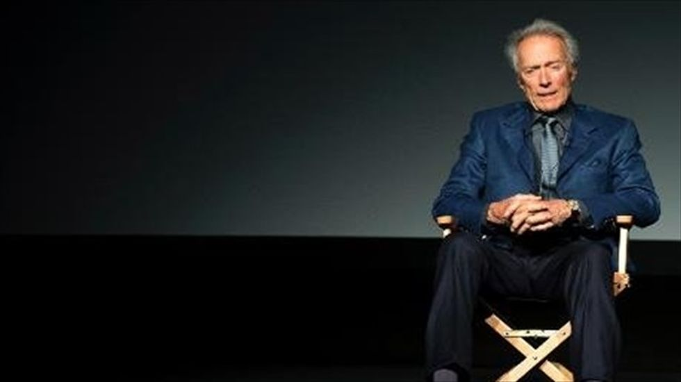 Producer accuses Clint Eastwood of stealing his idea for a baseball movie