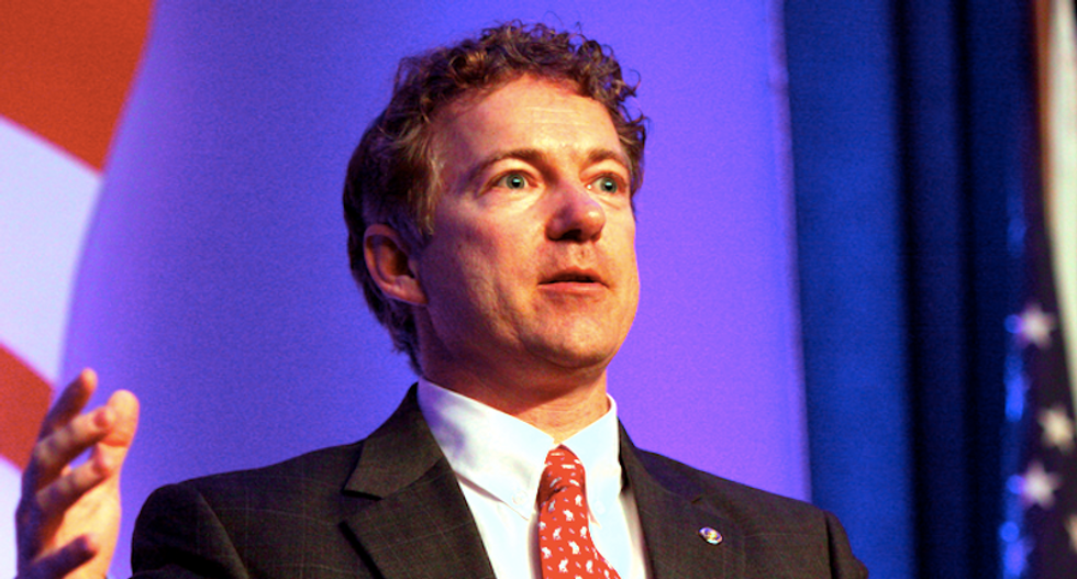 Rand Paul says the US shouldn't topple secular dictators -- and that 'radical Islam' is the true enemy