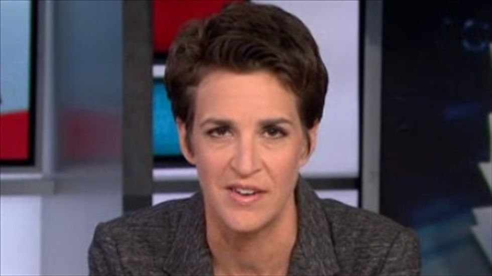 Rachel Maddow mocks Republicans: Nobody learned anything from Eastwood's empty chair speech