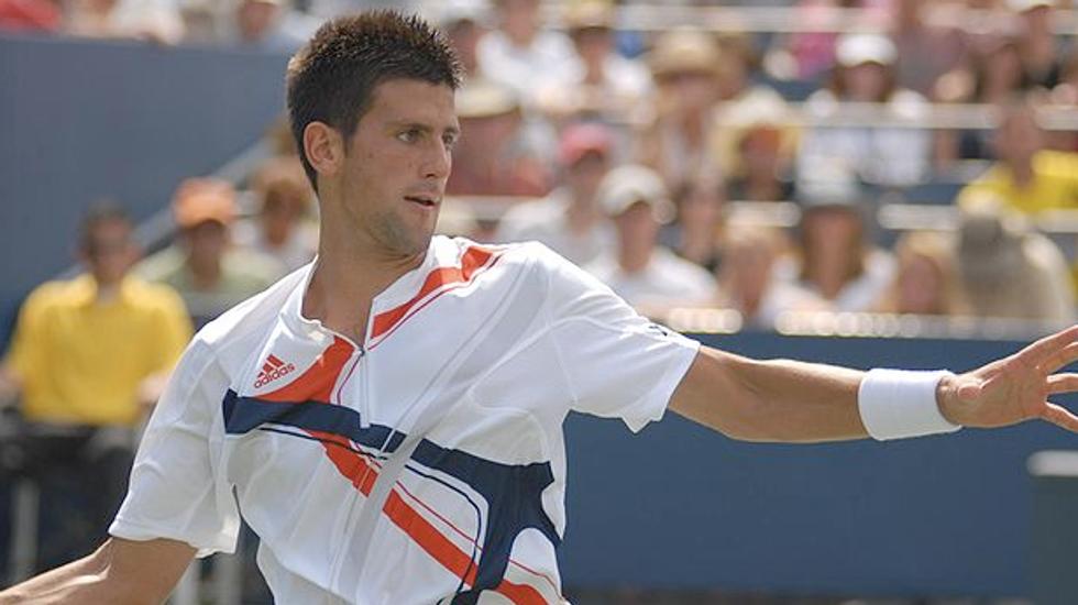 Djokovic says top Asian men's player is years away