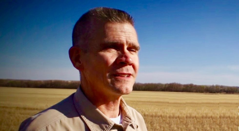 GOP Senate candidate in Montana may have just been busted admitting to illegal collusion with the NRA