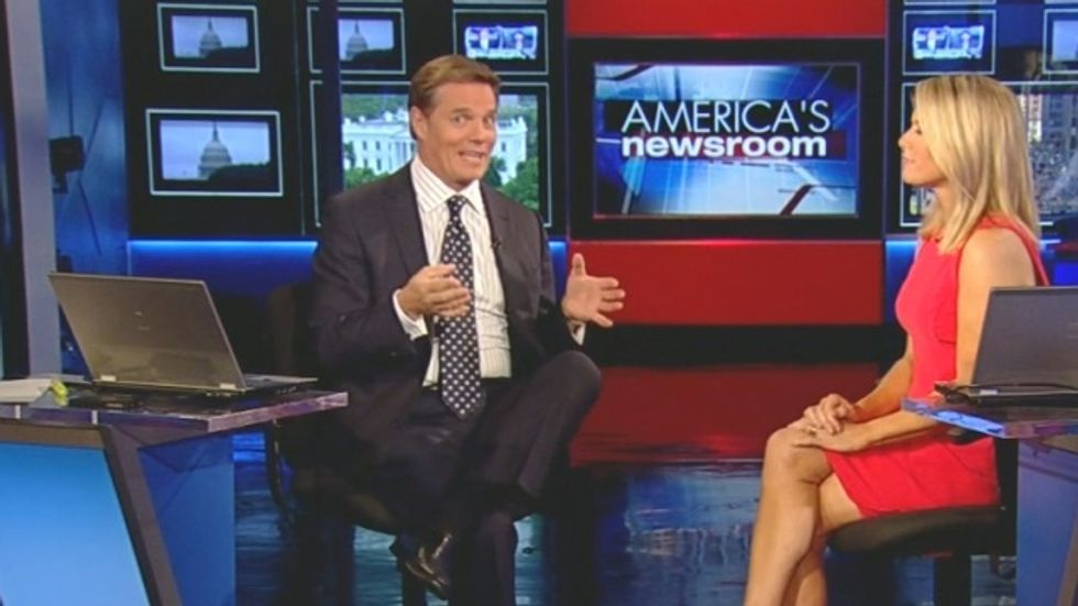 Fox News' Bill Hemmer mocks Obamacare over foreign languages: 'I got an idea, how about English?'