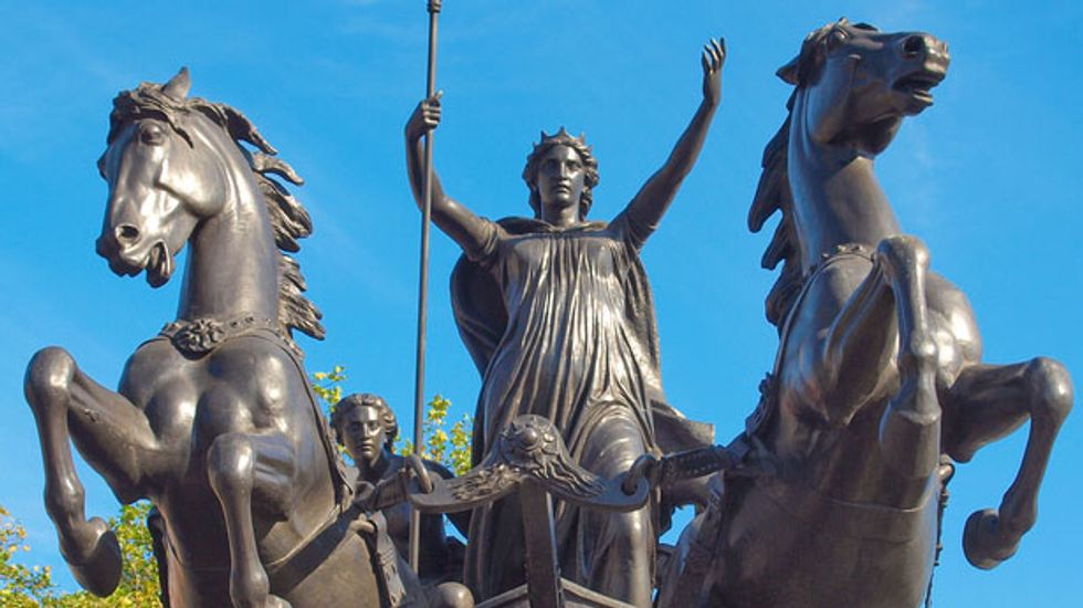 Roman skulls found in London could be victims of warrior queen Boudicca