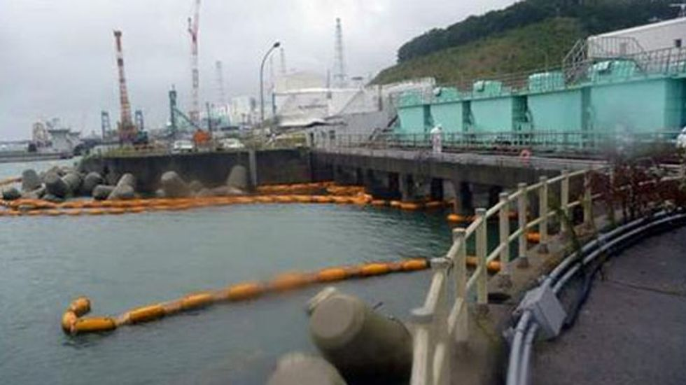 New radioactive leak reported at crippled Fukushima nuclear plant