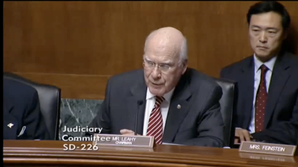 Patrick Leahy calls out Obama administration on terror plots thwarted by NSA spying