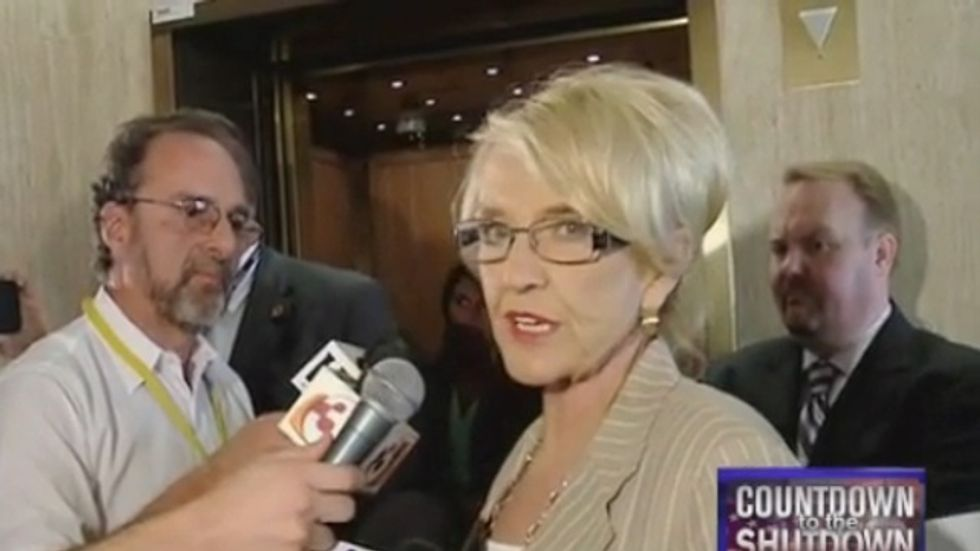 Arizona Gov. Brewer not sure if Grand Canyon is a 'priority' for the Grand Canyon state
