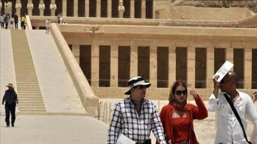 Egypt suspends tourism with Iran out of security concerns