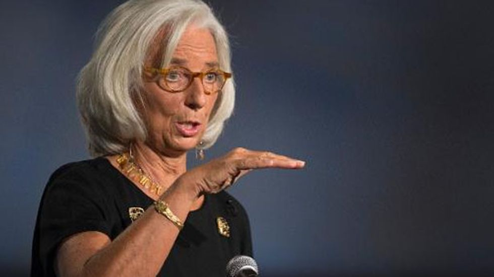IMF chief: Raising U.S. debt limit crucial for global economy
