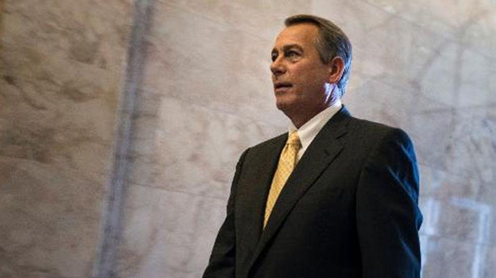 Obama slams John Boehner: Take a vote, stop this farce