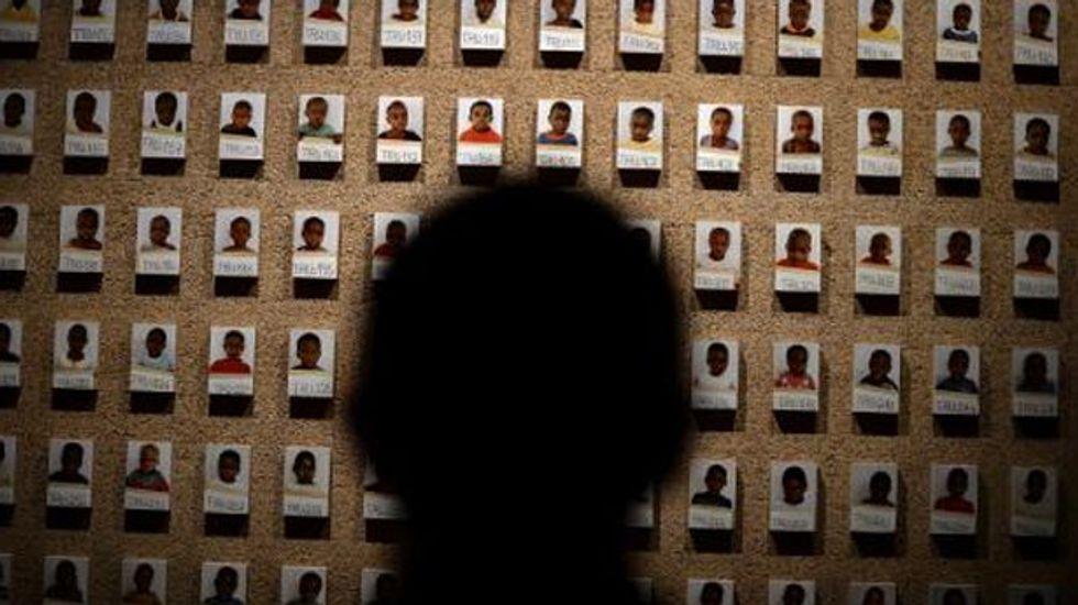 U.S. slaps sanctions on Rwanda over rebel use of child soldiers