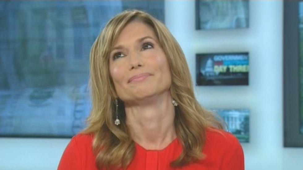 Mansplaining congressman tells CNN host: 'You're beautiful,' but 'you're part of the problem'