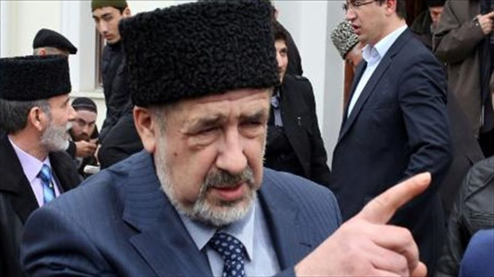 Russian authorities threaten to prosecute Crimean Tatar activists for 'extremism'