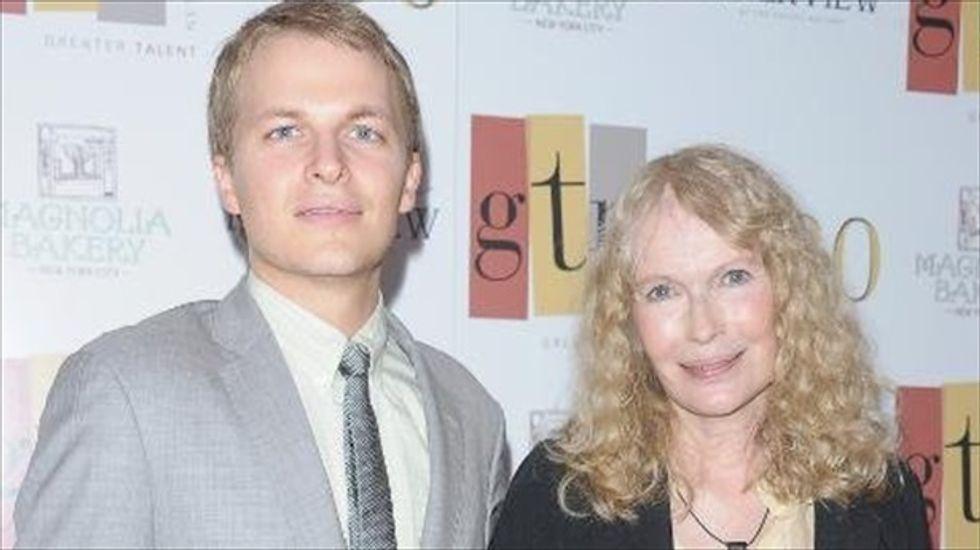 Mia Farrow admits Frank Sinatra may have fathered her son