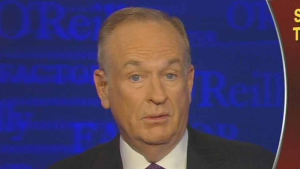 O'Reilly: Obamacare is a 'vicious motorcycle gang' coming after your daughter