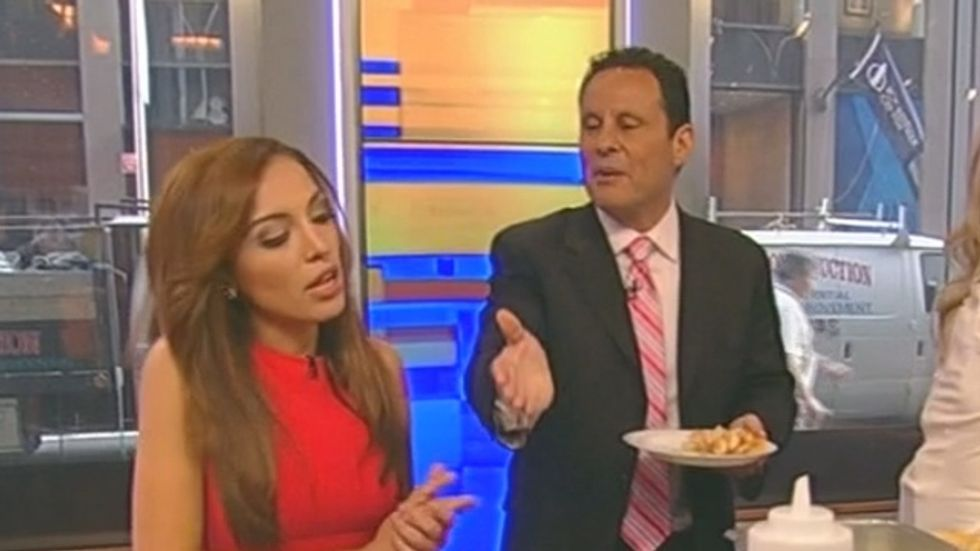 Fox News asks Nicaraguan meteorologist to host 'Taco Day' segment: 'You grew up on tacos'