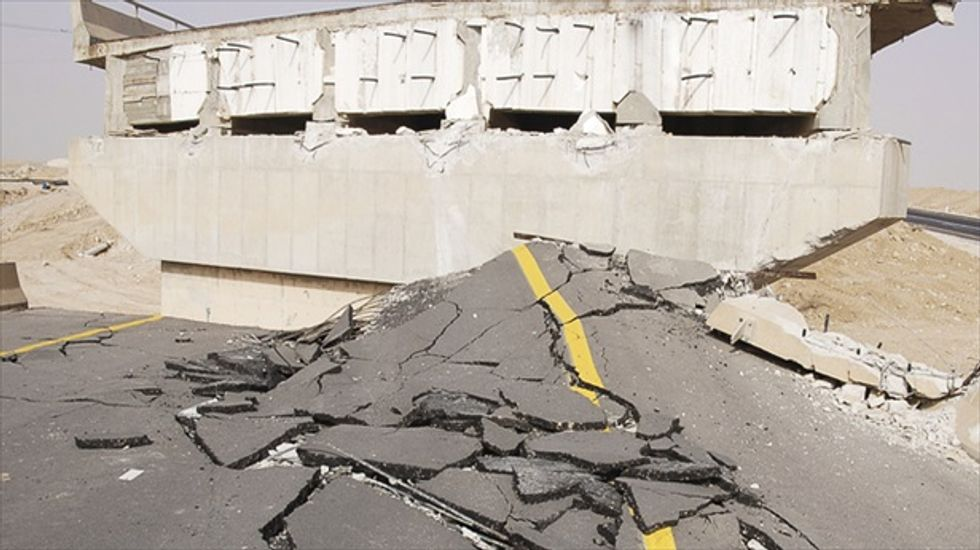 Researchers warn Oklahoma: Upswing in mild tremors could mean bigger quake coming