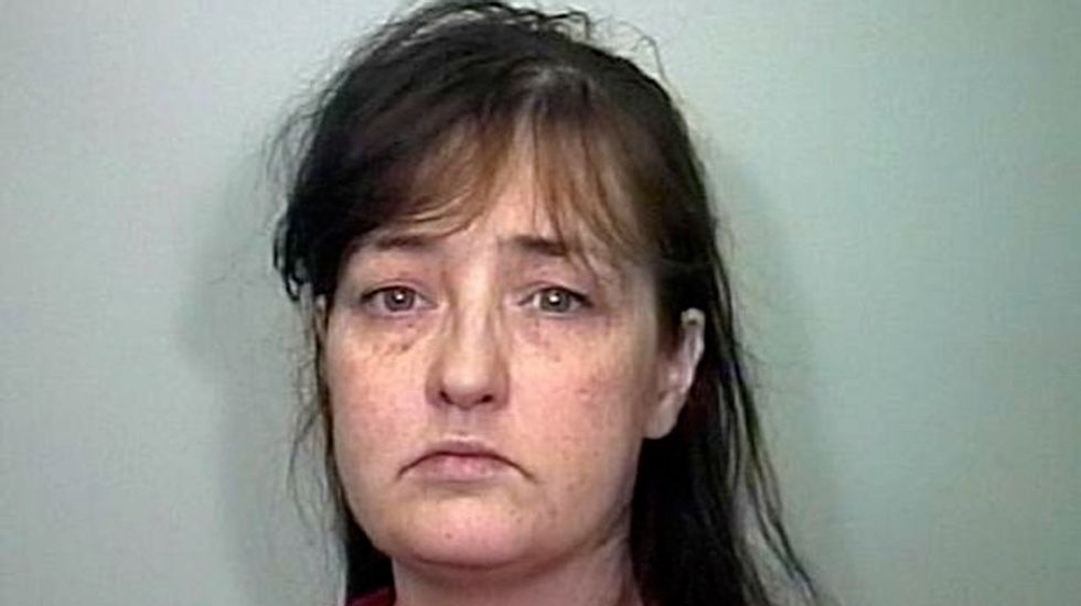 'Wicked' mother Amanda Hutton gets 15 years over insect-infested 'mummified' four-year-old son