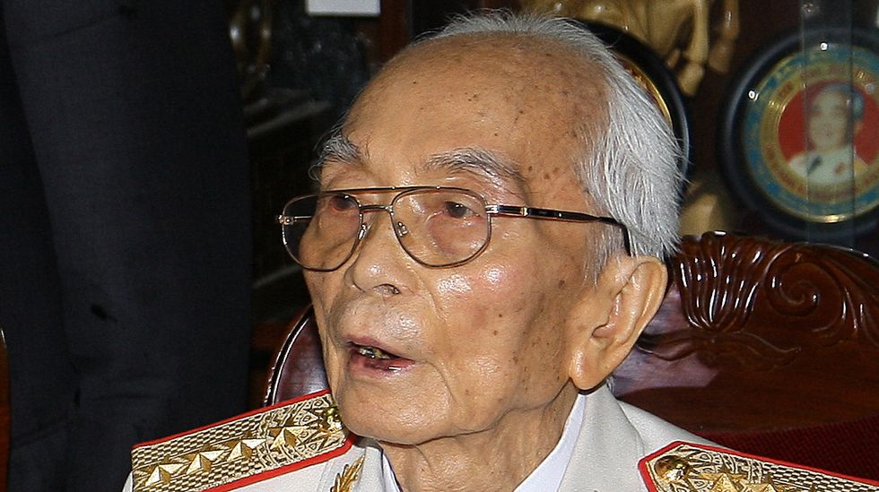 Vietnam independence hero who defeated American and French armies General Giap dead at 102